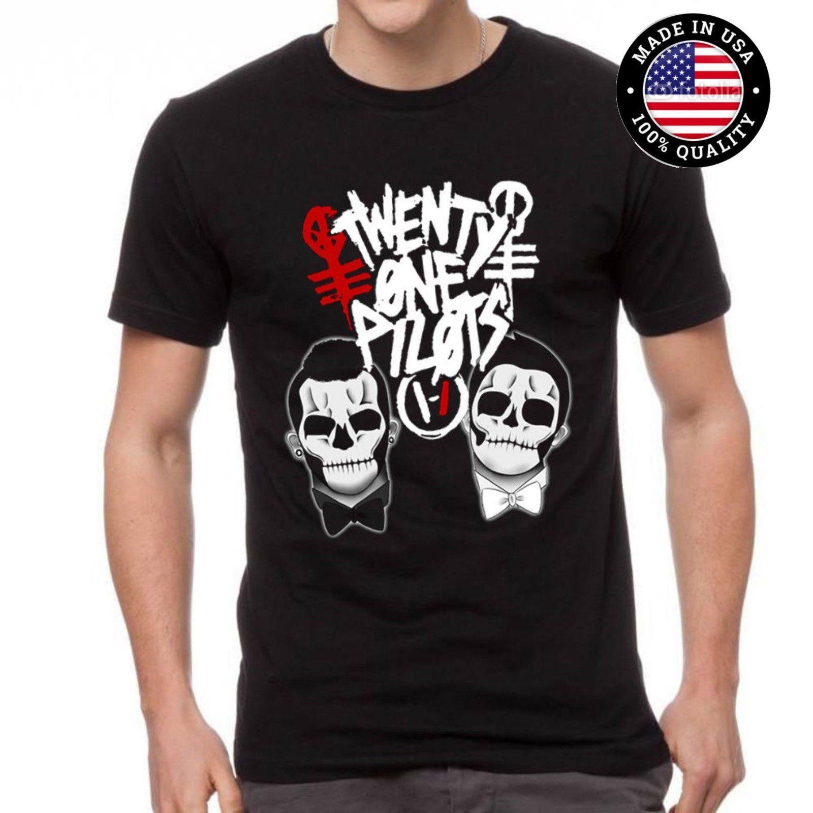 Twenty One Pilots Trench Bandito Blurryface 556 Camiseta De Calidad  Superior A  10.66 Del Besttshirts201801  fa1336756319c