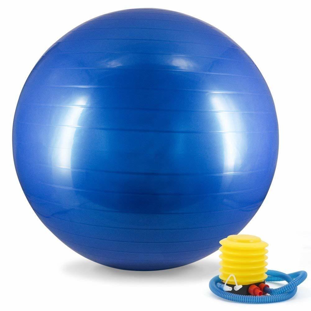 Compre 85 Cm   95 Cm Deportes Yoga Bola Fitness Gimnasio Ejercicio ... 957064b03579