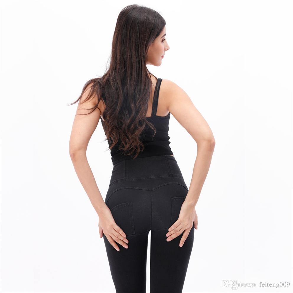 7693da18fa 2019 Melody Sex Legging Pants Jeans Skinny Butt Lift Denim Jeans Women Hot  Pants In In Stock Forever #799409 From Feiteng009, $71.05 | DHgate.Com