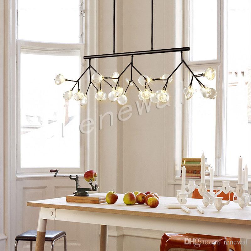 Acquista Lampada Moderna A LED Lampadari Soggiorno Lamparas ...