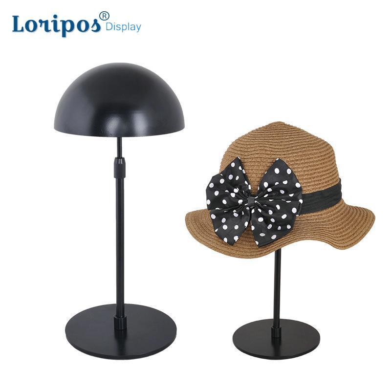 Exhibition Stand Accessories : Apparel accessories display props high end hat bracket rack