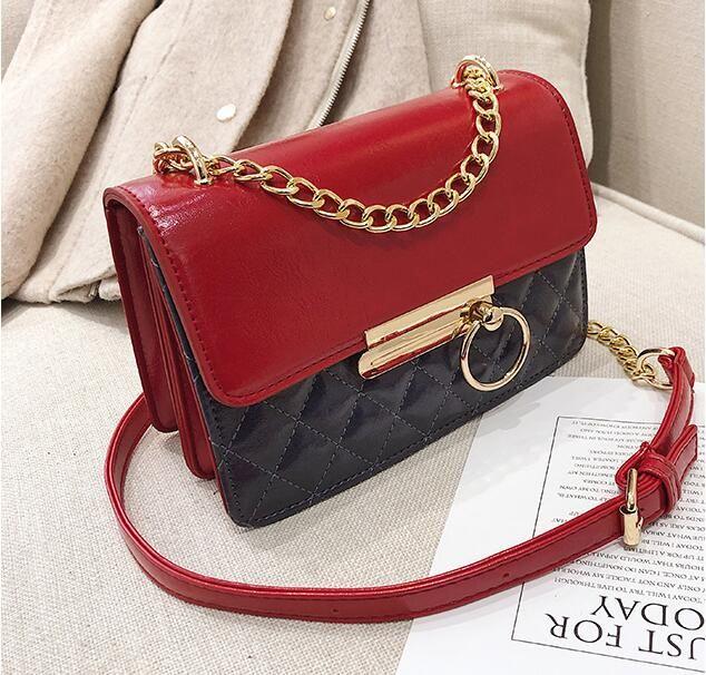 New Fashion Style Medium 20cm Brand Ladies Bag Leather Women S Mini Handbag  Luxury Name High Quality Real Shoulder Bag Totes Name Brand Purses  Overnight ... c17badf095fcc