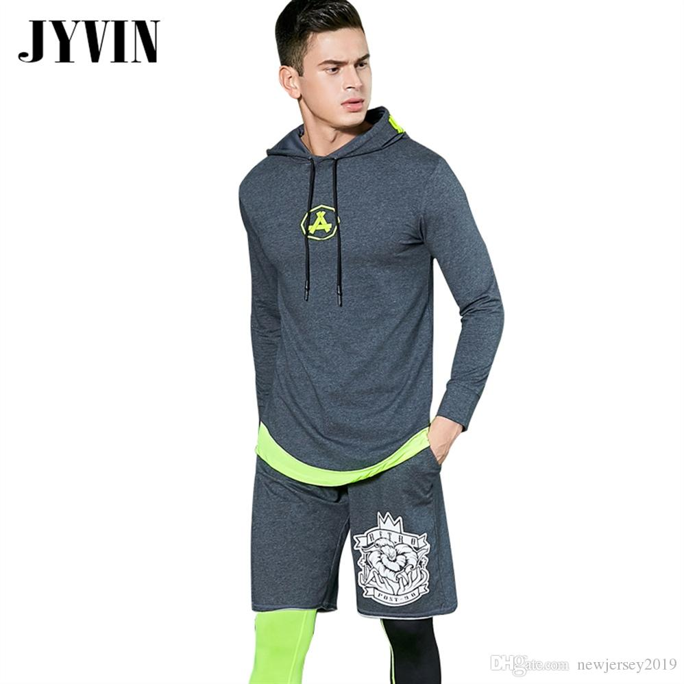 Compre 3 UNIDS Gimnasio Para Hombres Correr Correr Ropa Deportiva Chándal  Dry Fit Entrenamiento Gimnasio Ropa Deportiva Atlético Entrenamiento Físico  Ropa ... 0b3fd7a58548