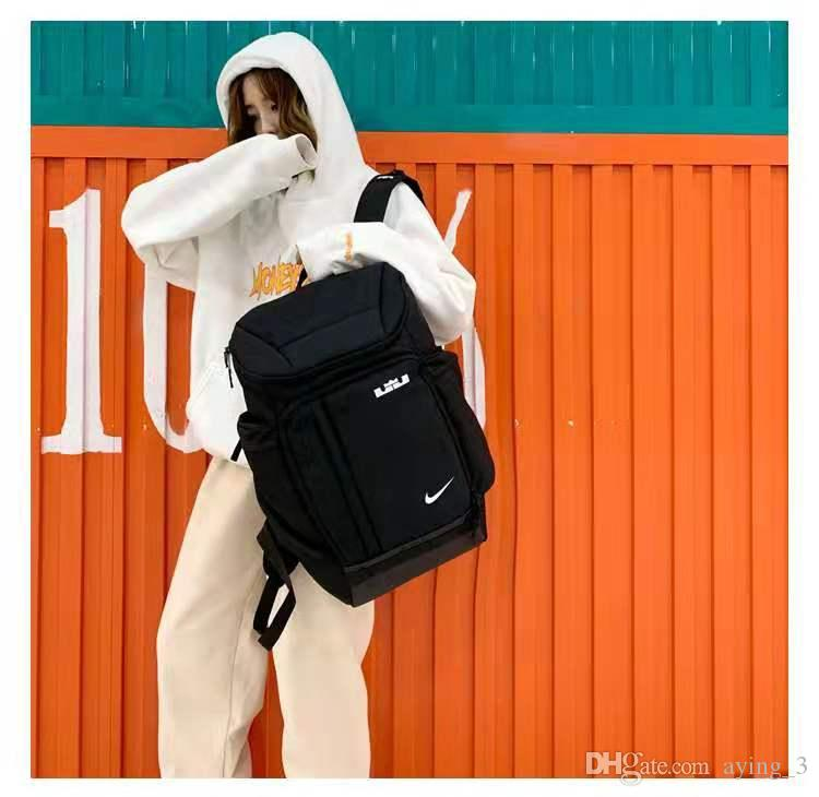 Fashion backpack 19 men and women school bag outdoor bag neutral high quality travel bag 00