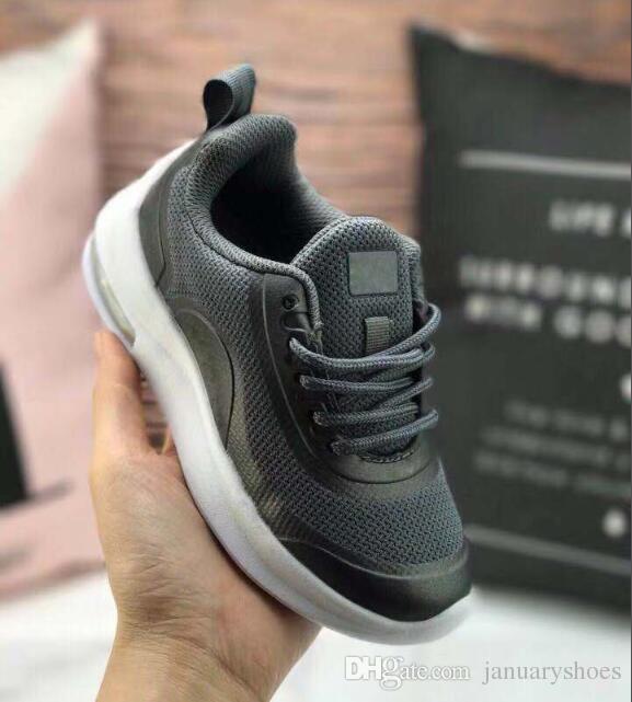 9fee1f74f Compre Nike Air Max Airmax 98 2019 Venta Caliente Marca Niños Zapatos  Deportivos Casuales Niños Y Niñas Zapatillas De Deporte Zapatos Para Niños  98 V3 ...