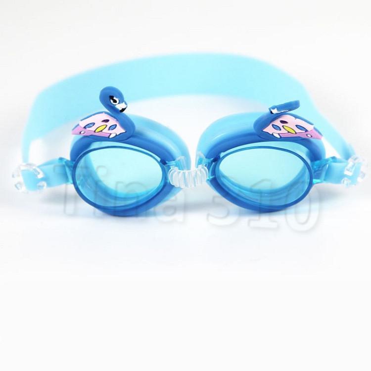 lunettes étanches enfant miroir natation petit crabe poisson dessin animé garçon bébé fille formation natation miroir Autres PoolsT2I51135