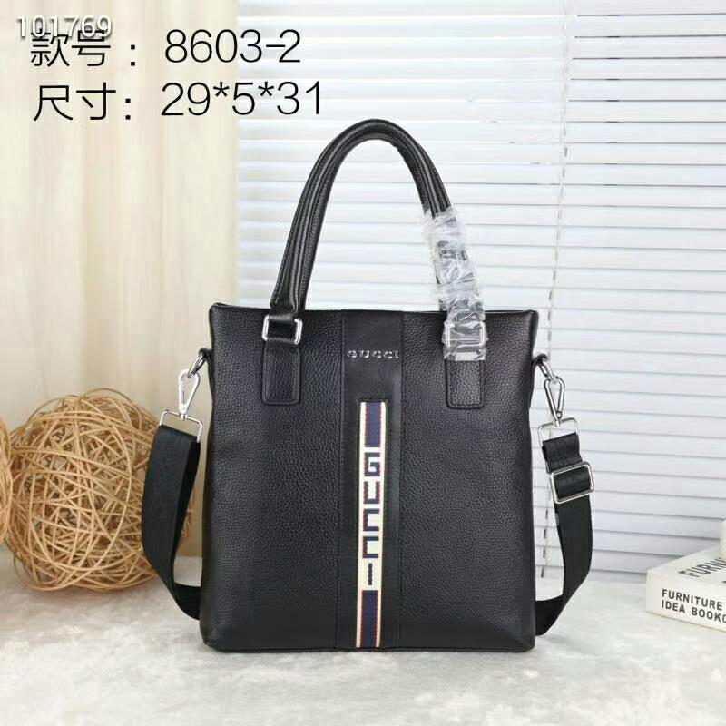 deaf926e7cfb9 2018 Brand Fashion Luxury Designer Bags Classic Luxury Business Mens  Shoulder Bag Casual Leather Men Diagonal Bag 29x31x5cm 8603 2 Evening Bags  Stone ...