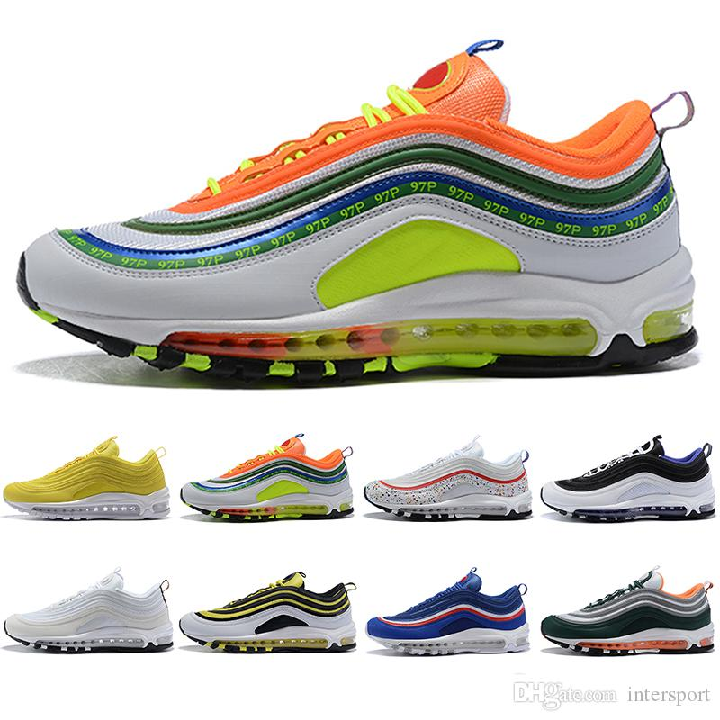 a2bc3766b2db Cheaper New 97 JUST DO IT UNDEFEATED OG UNDFTD Running Shoes 97s ...