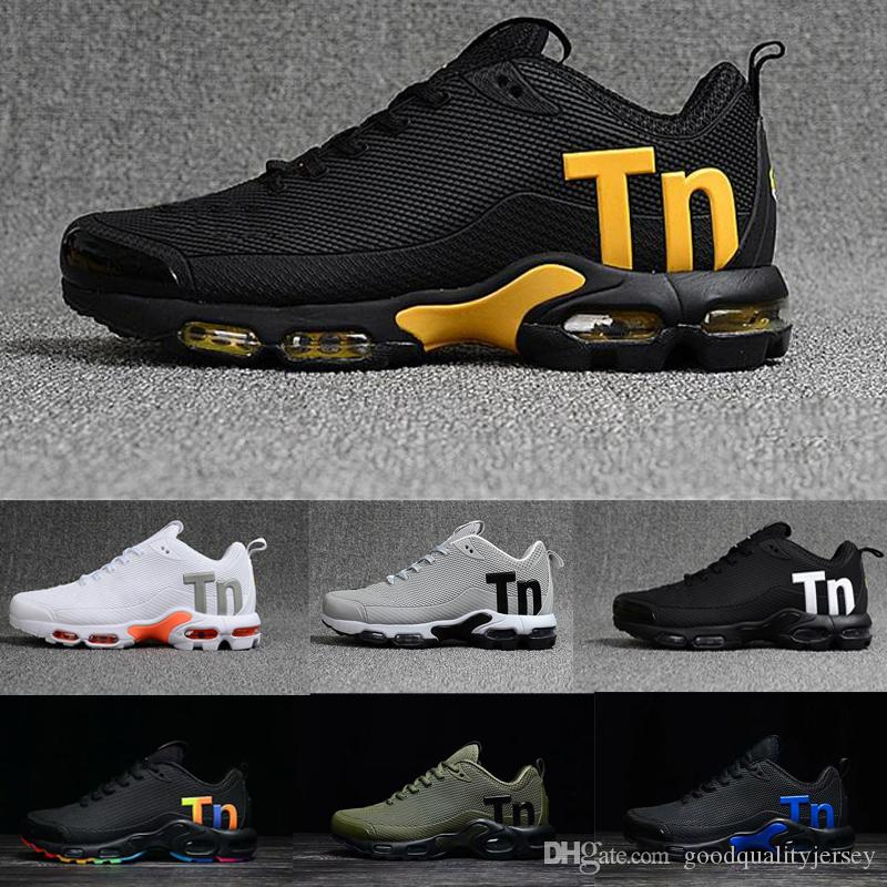 best sneakers 4bb83 1258e Nike air max tn plus airmax tns 2019 Air Mercurial Plus Tn Ultra SE 13  Farben Laufschuhe Outdoor TN Schuhe Herren Net Atmungsaktiv Trainer Sport  ...