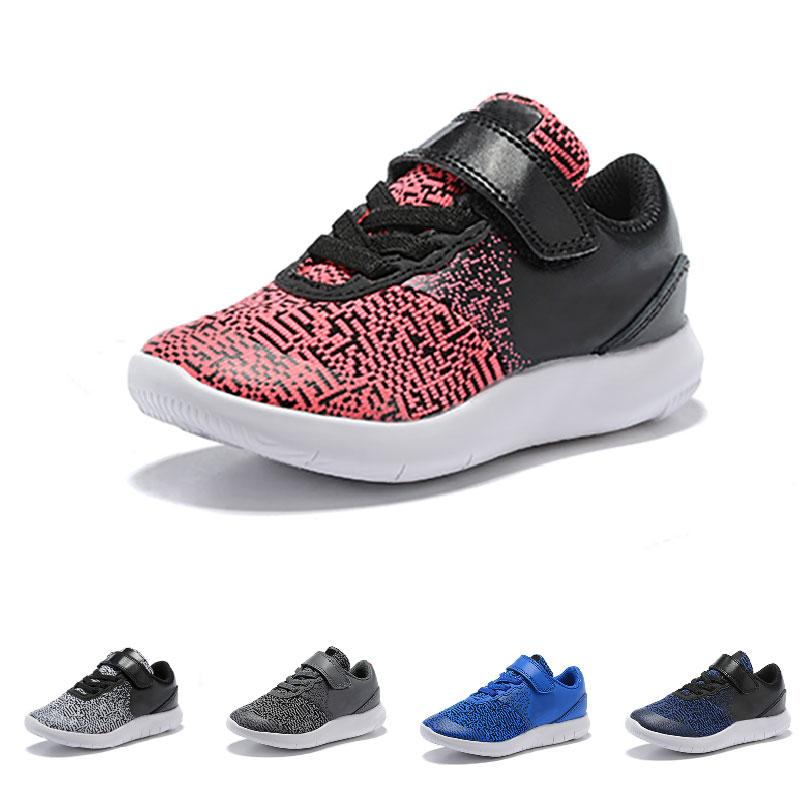 8a43b3bd Compre 2019 New Kids Design Flex Contact Free Run Shoes Zapatillas De  Entrenamiento Para Niños Zapatillas Para Correr Para Niños Chicos Deportes  Deportivos ...