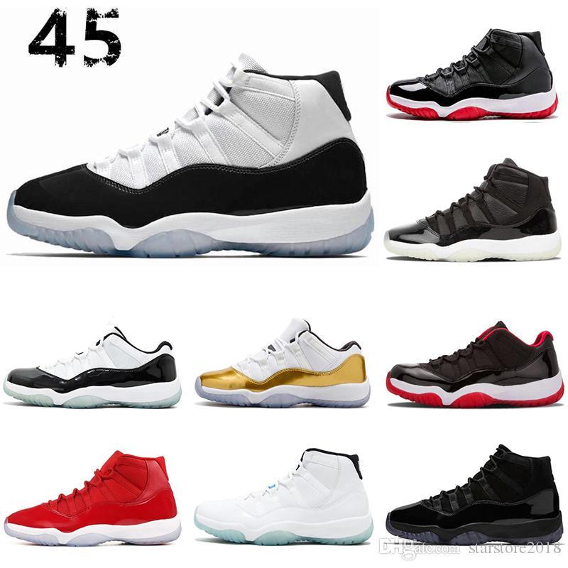 the best attitude 503d7 e2c49 Nike Air Jordan 11 11s Hot Cheap 11 11s Gorra De Concordia Y Bata Hombre  Mujer Zapatos De Baloncesto GAMMA BLUE CONCORD 23 45 Zapatilla Deportiva De  Platino ...