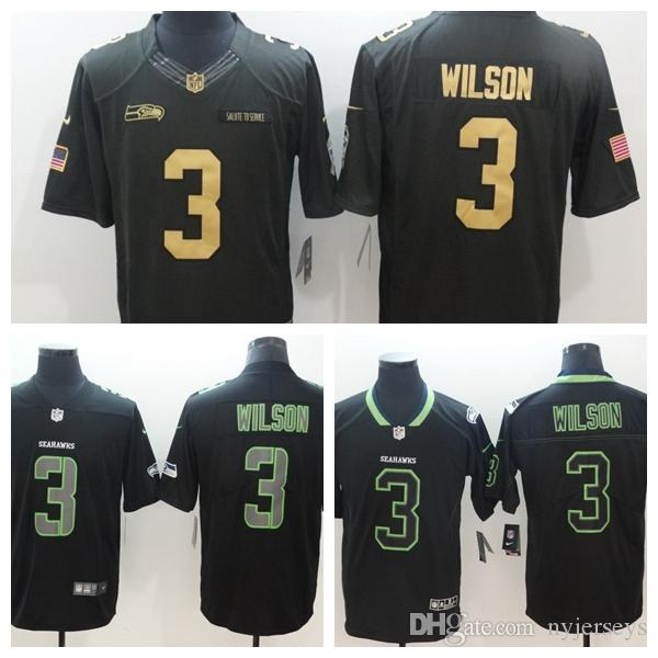 competitive price 98061 8da65 Men s Seattle Seahawks jerseys 3 Russell Wilson jersey 49 Shaquem Griffin  jersey 22 Doug Martin 20 Rashaad Penny all stitched jerseys