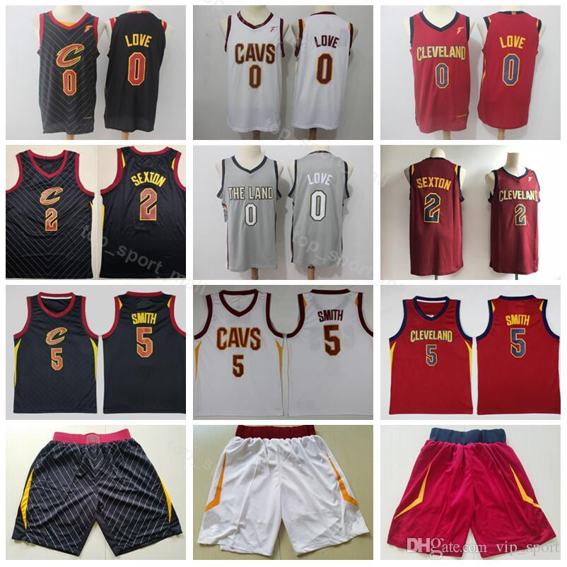 ... coupon 2019 basketball men cavaliers jerseys cleveland 2 collin sexton  0 kevin love 5 jr smith b43b83632