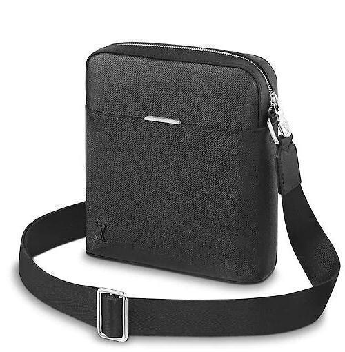 style à la mode qualité parfaite officiel de vente chaude 2019 M33431 ANTON POCHETTE MEN BLACK Real Caviar Lambskin Le Boy Chain Flap  Bag HANDBAGS SHOULDER MESSENGER BAGS TOTES