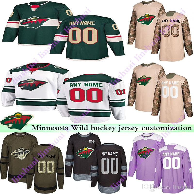 check out 616c8 97c50 Minnesota Wild jersey 2019 hockey jerseys a variety of styles with  customized any number and any name hockey jerseys S-XXXL