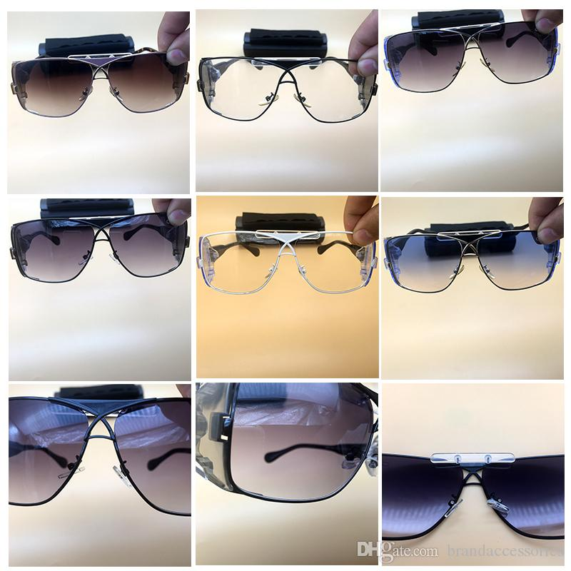 f679e3df744 Luxury Designer Brand Sunglasses Gazelle Prescription Windshield Round  Frame Glasses Discount Eyeglasses Goggle Snow Spectacles Sun Eyewear Black  Sunglasses ...