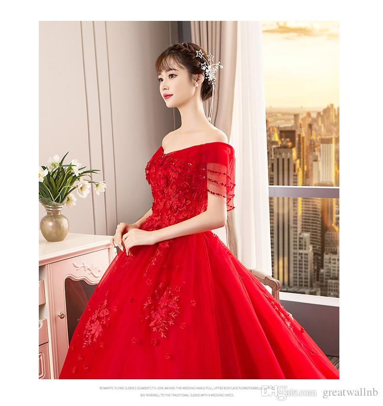 new styles f6723 f3e26 Abito scollato rosso reale al 100% con perline abito lungo abito lungo  abito medievale Abito rinascimentale abito principessa Royal victoria