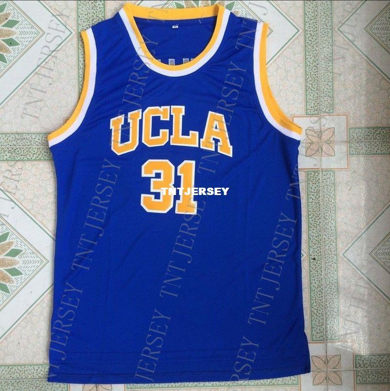 2019 Cheap Custom Reggie Miller  31 UCLA Bruins Swingman College Jersey  Blue Stitched Customize Any Number Name MEN WOMEN YOUTH XS 5XL From  Tntjersey 4ec6f87ee