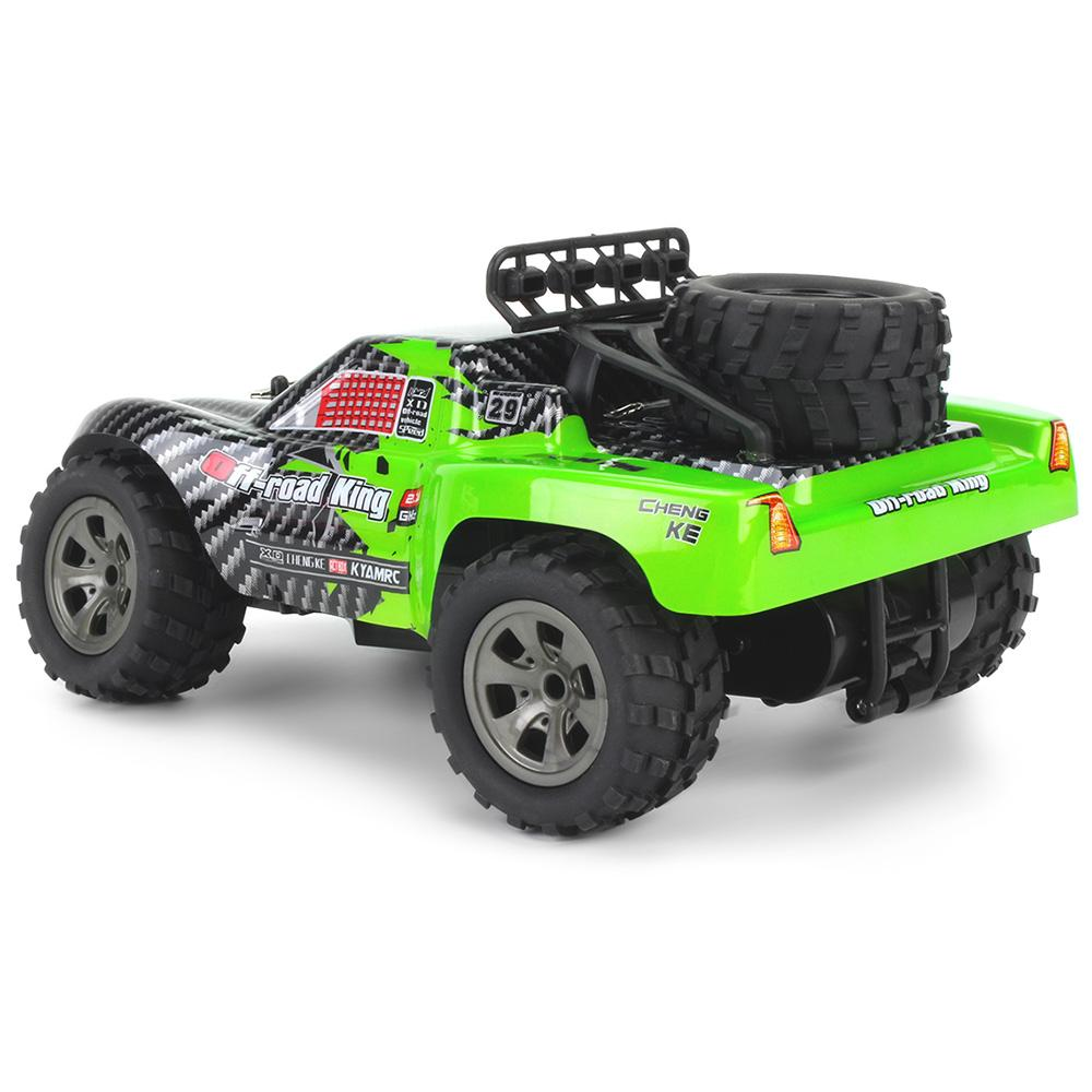 Cheap Car Tires >> Cheap Cars High Quality Large Tires Rc Car 2 4g 1 18 18km H Drift Remote Control Rc Off Road Car Desert Truck Rtr Toy Kids