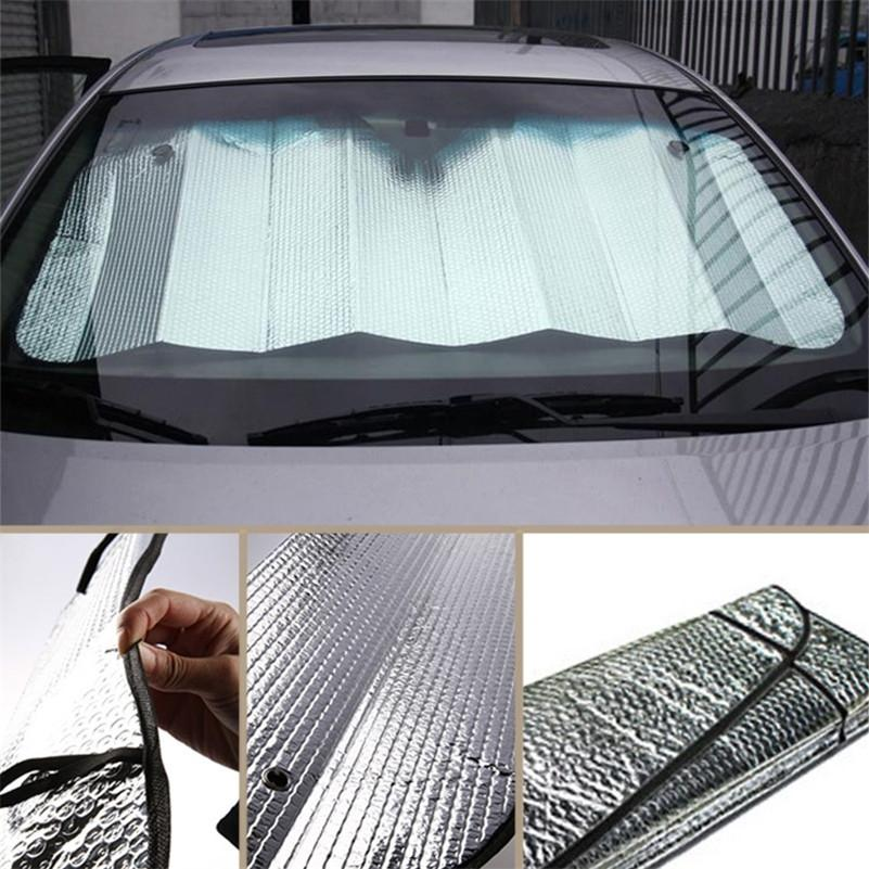 1Pcs Car Window Cover Sunshade Curtain UV Protection Shield Sunshade Shield Window Protector Car Universal Accessories