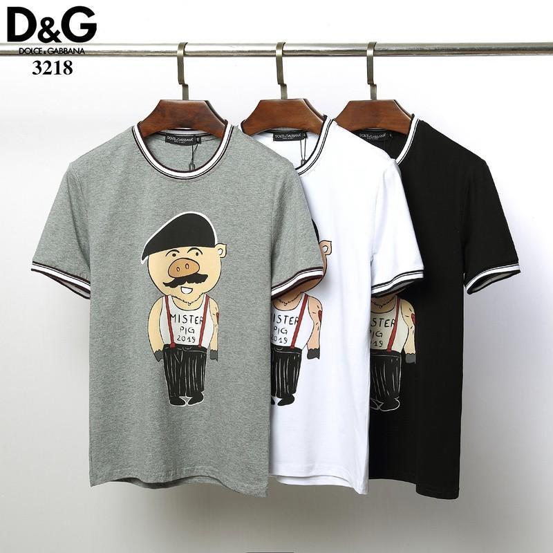 45e98b904bd2 Acheter T Shirts Pour Les Hommes 2018 Summer Paris Créateur De Marque De  Mode T Lettre Top De  23.99 Du Wsj777   DHgate.Com