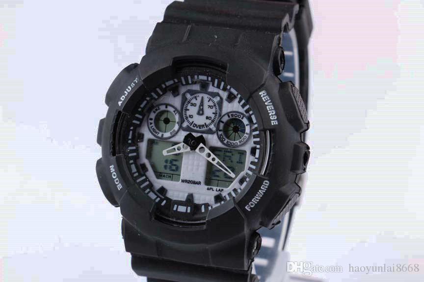 2f80aaa16ae Electronics Sports Running Watches Men Waterproof G100 Digital LED Mens  Womens Casual Watch Women Boys Girls Buy Wrist Watch Online Watch Buy From  ...