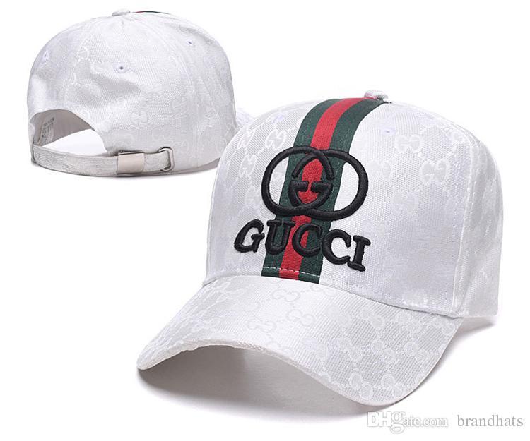 1e3eaef95bc Luxury Brand Caps Designer Hats Caps Men And Women Baseball Cap 2019 Summer  Sunhat Hip Hop Hat Golf G Letter Hot Selling Baseball Caps Custom Hats From  ...