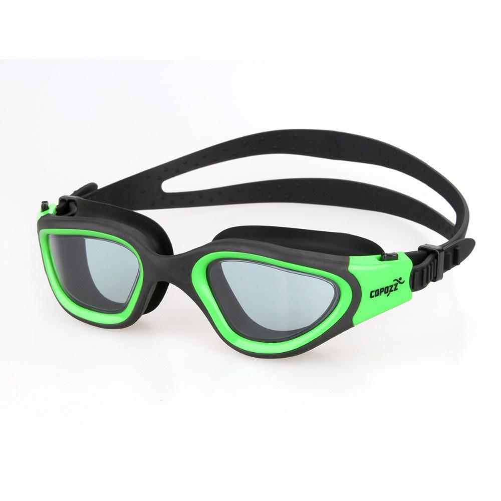 214864d65 Compre Copozz Óculos De Natação Masculino Feminino Óculos De Natação Anti  Nevoeiro Óculos De Proteção À Prova D  Água Máscara De Natação Adulto  C18112201 De ...