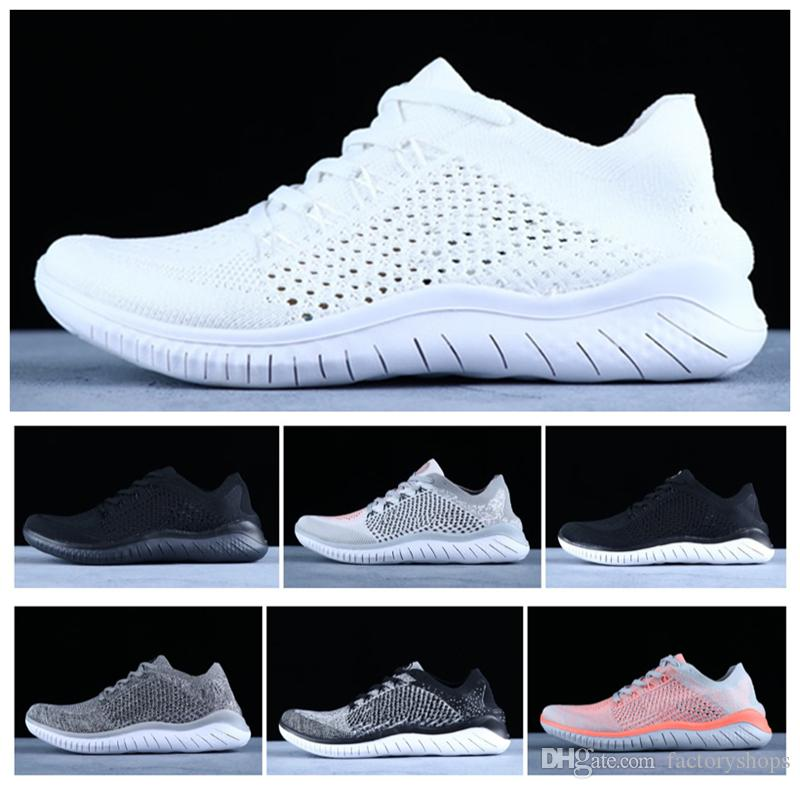 buy popular 43cfb 9c88e 2019 Free RN 5.0 Sports Running Shoes Top Free 5.0 Men And Women Shock  Absorption Fashion Designer Shoes Trainers Sports Sneakers 36 45 Men Shoes  Online ...