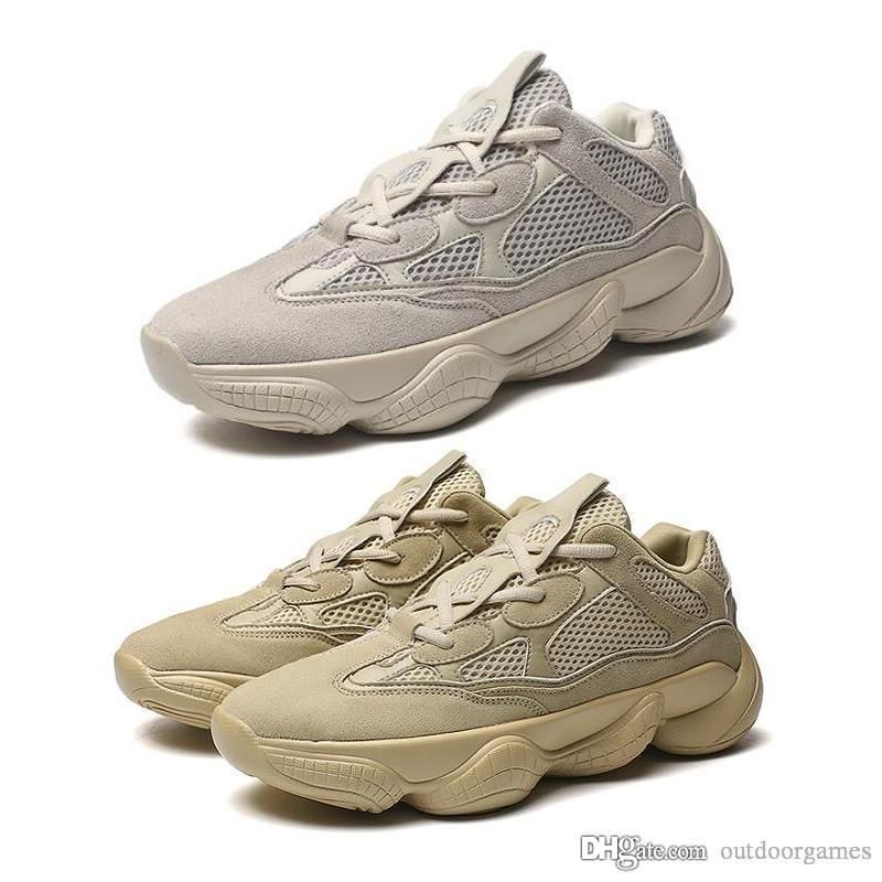Kanye West Yeezy 500 Blush Desert Rat DB2908 Deadstock Size