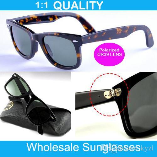 70cf9c6c2d Top Quality Plank Sunglasses Women Glass Lens Men Sun Glasses Color ...