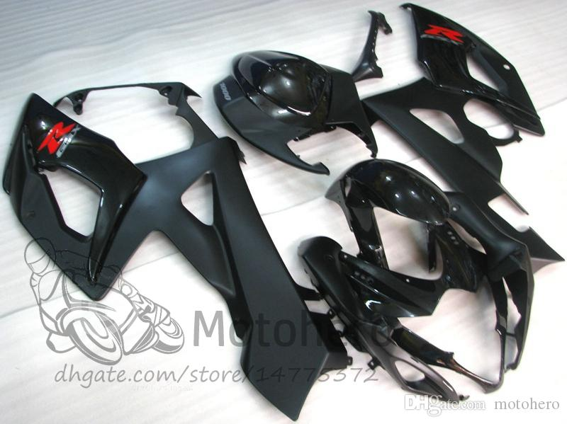 3Gifts K5 fairings for 05-06 SUZUKI GSXR1000 2006 2005 GSX-R1000 2005 GSXR 1000 2006 Injection molding Fairing body black painted