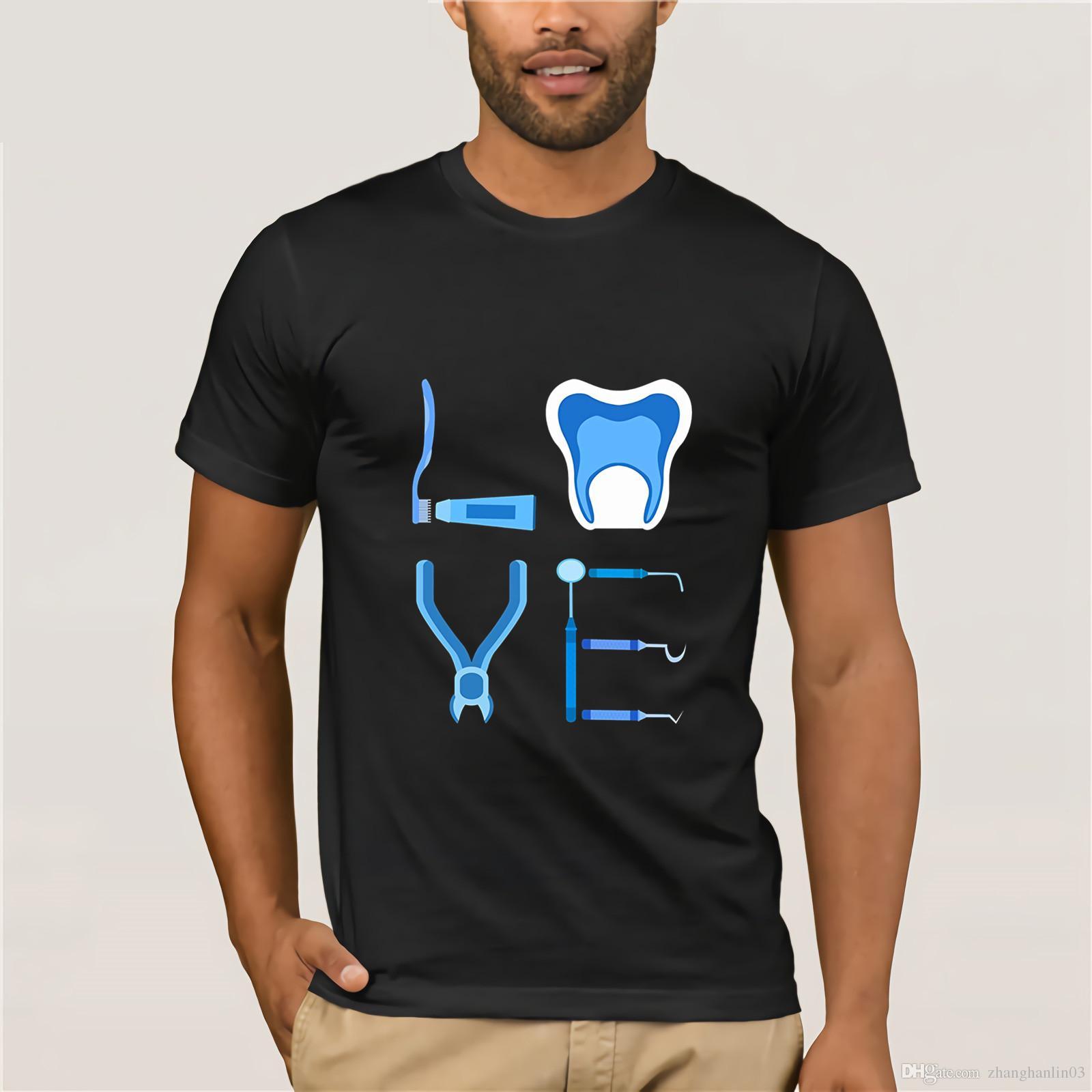 763b258d Dentistry Love Proud Dentist T Shirt Funny Dental Assistant Dress T Shirt  Og T Shirt T Shrt From Zhanghanlin03, $14.21| DHgate.Com