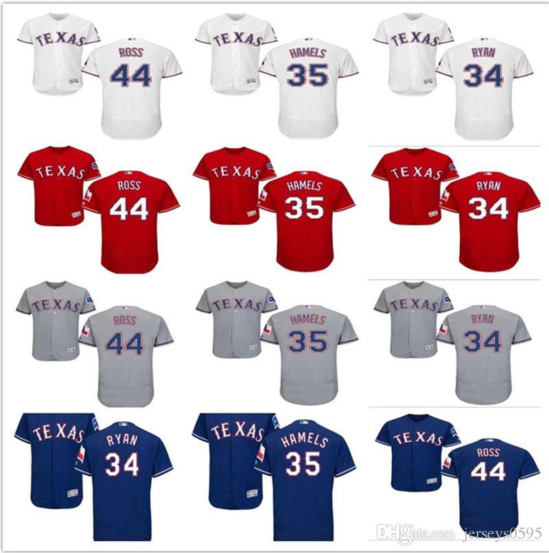 439f1e20553 ... sweden 2019 2018 custom mens women youth majestic texas rangers jersey  34 nolan ryan 35 cole