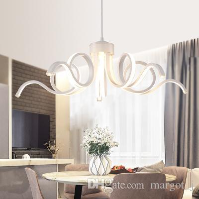 Acquista Nuovo Design Plafoniere Moderne Soggiorno Sala Da Pranzo ...
