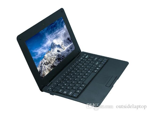 brand new New arrival laptop 10 inch single Core Mini Laptop Android 4.2 VIA 8880 Cortex A9 1.5GHZ HDMI WIFI 512+4GB Netbook
