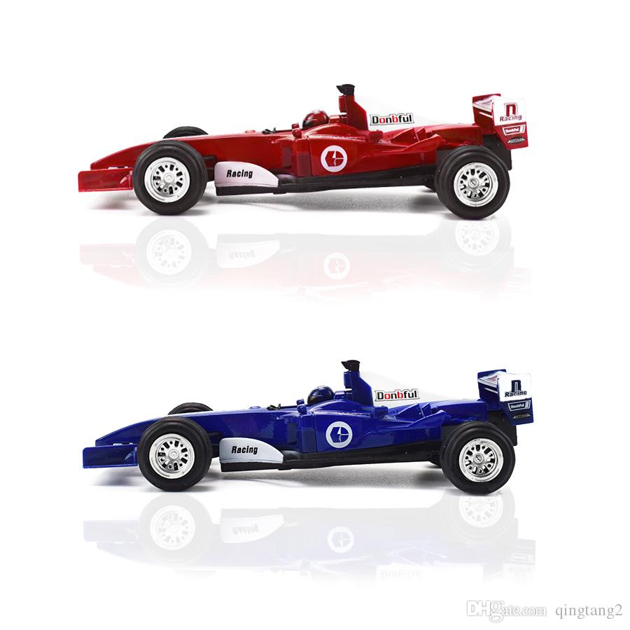 Alloy Formula Car Toys for Children Teens Die-cast Vehicle Pull Back Model Cars Birthday Gifts Home Decoration