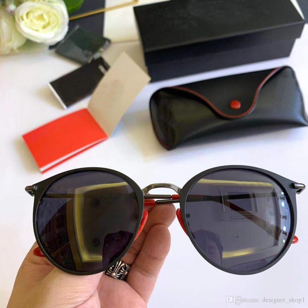4494ddcf7cf0 36 Luxury Cat Eye Sunglasses Women/Men 2019 Shades Lady Metal Frame ...