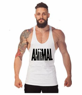 32e19223 2019 Man High Quality Tank Top Muscle Bodybuilding Gym Tee Hot Sell ...