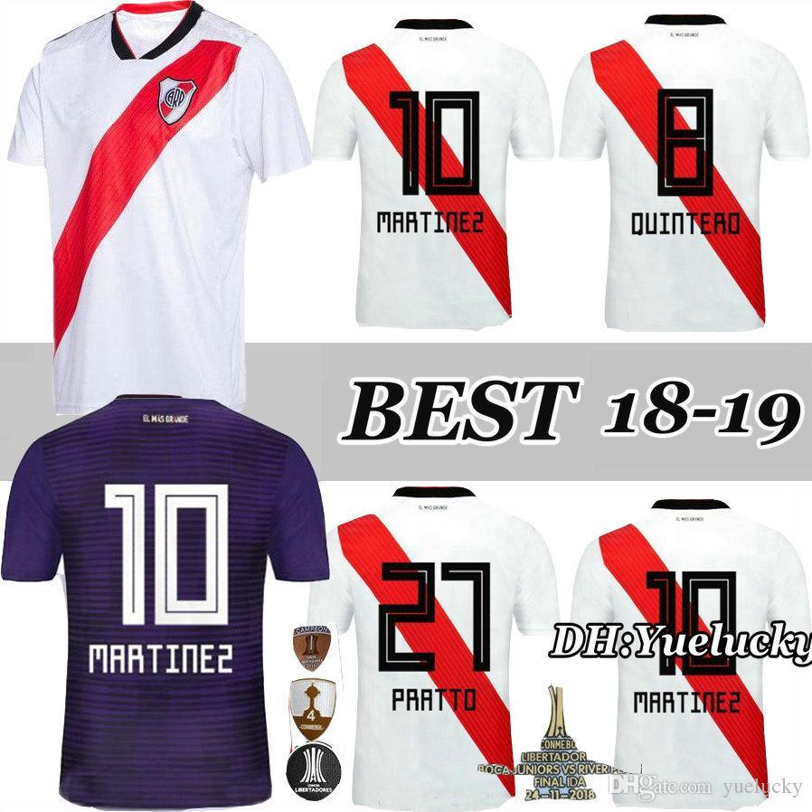 Camiseta De Fútbol De Primera Calidad 18 19 RIVER PLATE Home SOSA MARTÍNEZ  D f9ec0af120b1f