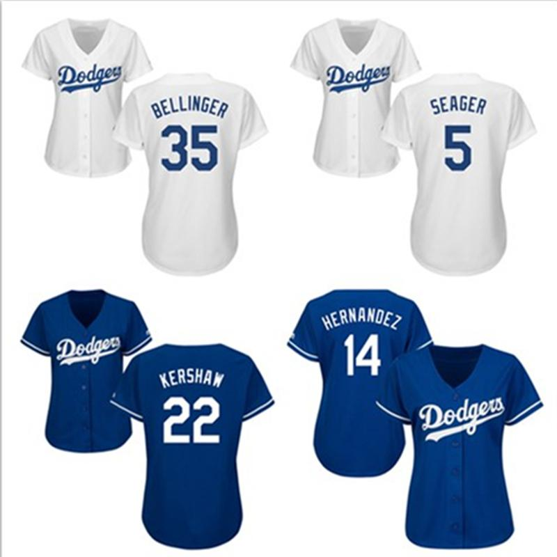 79aa65181 2019 Womens Custom LA Dodgers Jersey Cody Bellinger Corey Seager Enrique  Hernandez Justin Turner Clayton Kershaw Austin Barnes Baseball Jerseys From  Ylz001