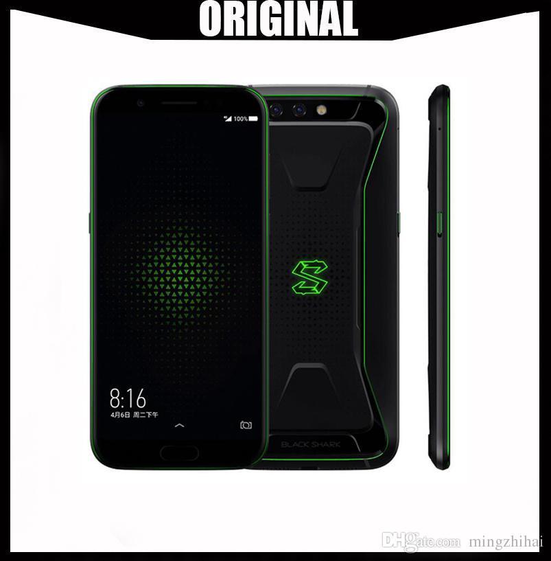 Wholesales Xiaomi Black Shark Gaming Phone Blackshark 5 99 6GB 64GB  Snapdragon 845 Smartphone X Type Antenna Professional MIC 40