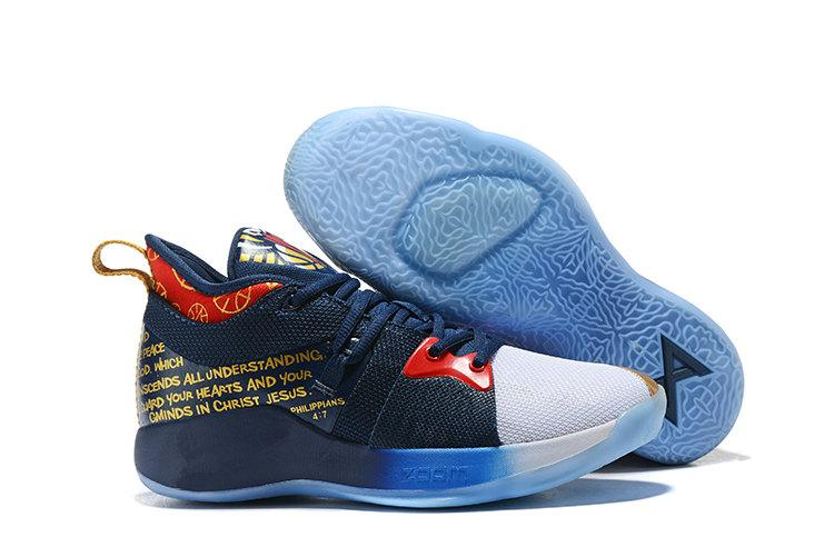 d91f574d171 AAA+ Correct Lights UP PG 2 PlayStation Taurus March Madness The Road  Master Basketball Shoes Paul George 2.5 II PG2 2s Size 7 12 Shoes Kids Mens  Basketball ...