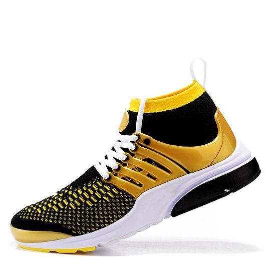 timeless design 0a4be c61fe Compre Nike Air Presto Recién Llegado Presto X Medio Acrónimo Zapatillas Para  Hombre Entrenadores De Mujeres Confortables Zapatillas Deportivas ...