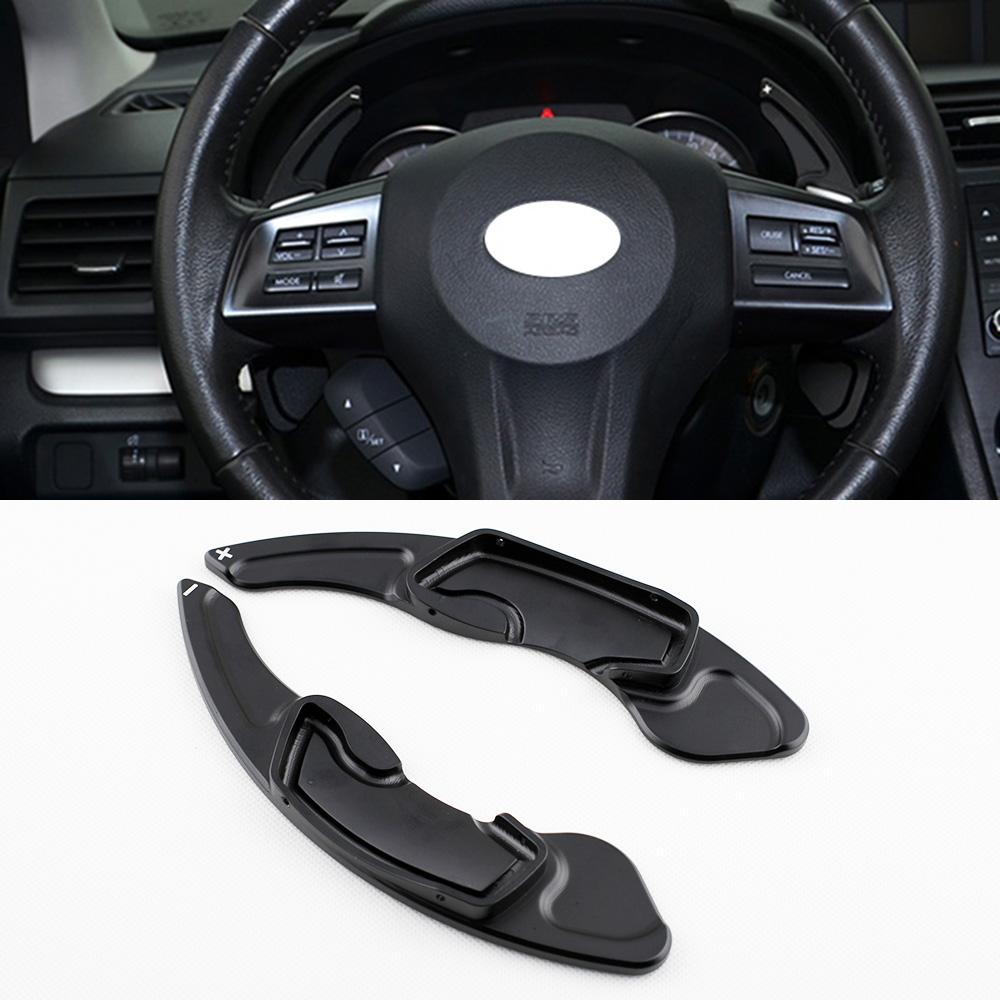 Gear Shifter Fit For Toyota GT86 Subaru BRZ Forester XV Impreza Legacy  Outback FR-S Steering Wheel Shift Lever Paddle Extended Accessories