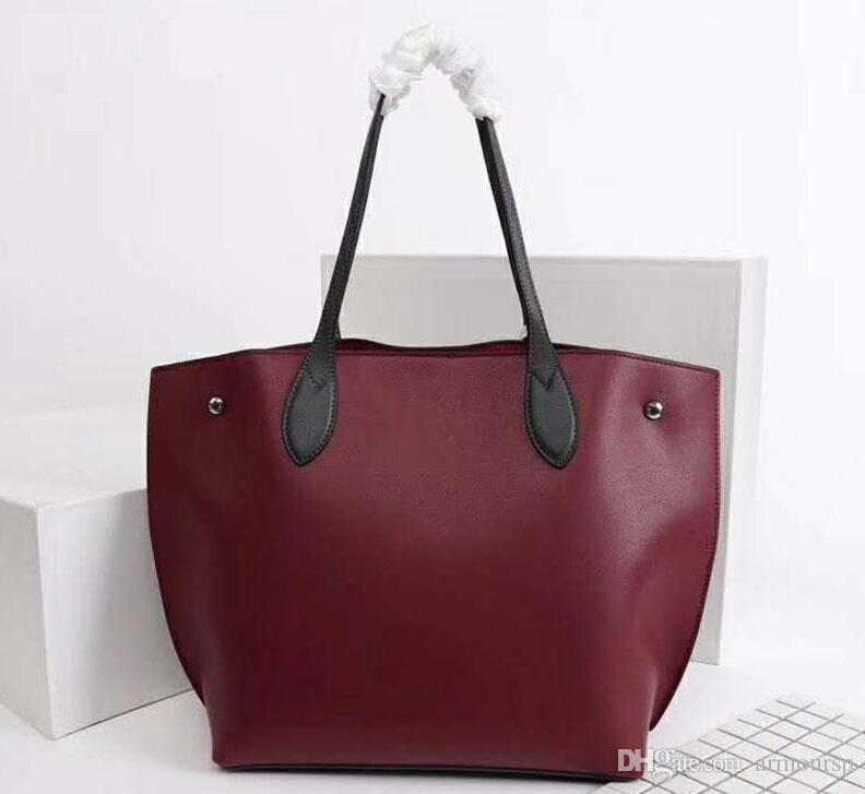 Genuine Leather Women S One-shoulder Bag Handbag, Leather Production, Large Capacity, Design Bag,