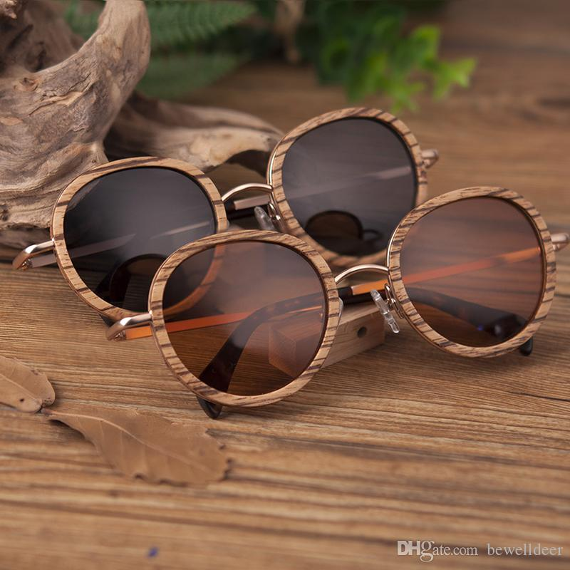 069517252265 Hot Sales BOBO BIRD Oval Sunglasses Women Polarized Wood Sun Glasses In  Wooden Gift Box Metal Temple Gafas Uv400 Mujer Sunglasses At Night  Sunglasses Online ...