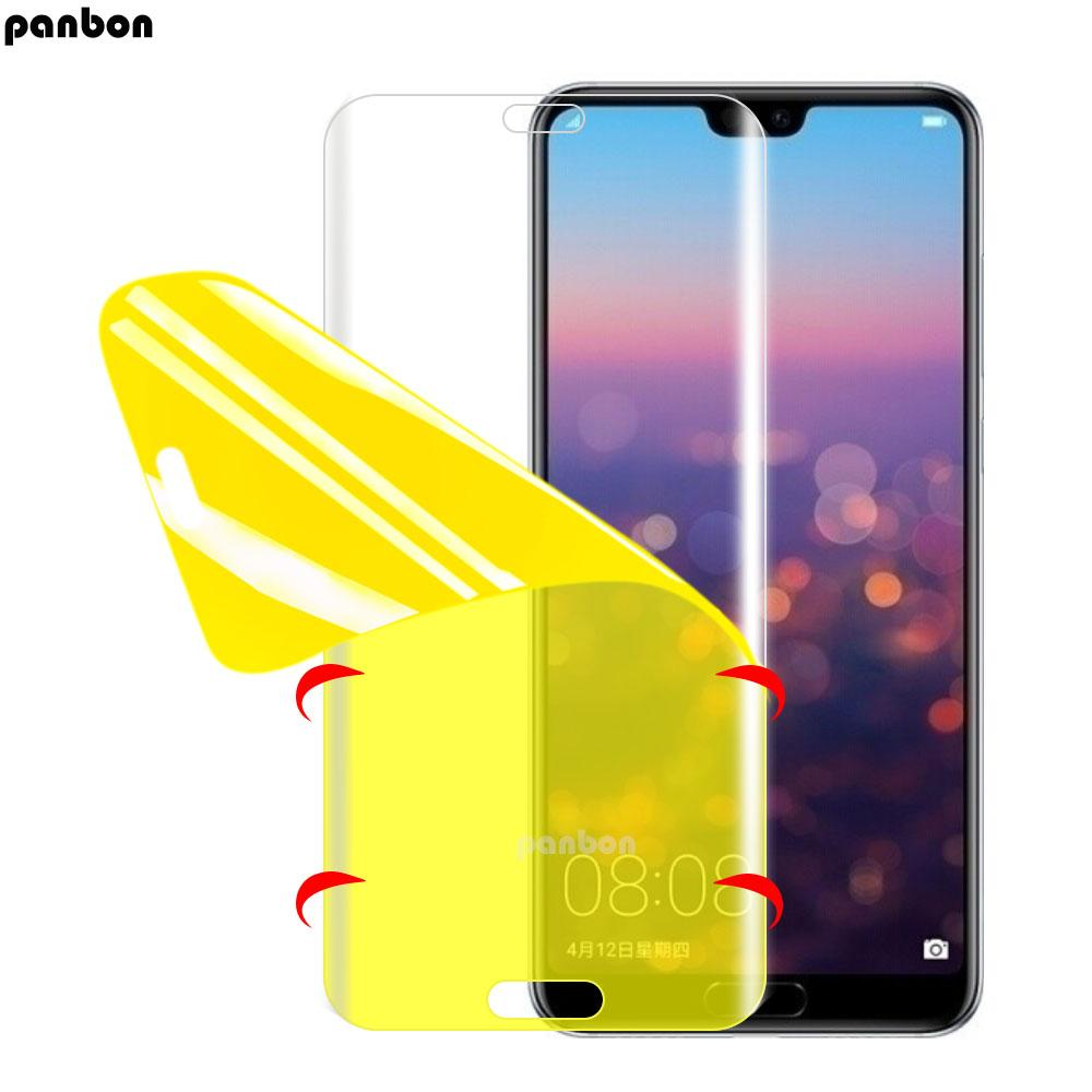 Soft TPU Nano Hydrogel Film for Huawei Y5 Prime 2018 Y5 lite 2018 Screen  Protector Full Cover film not glass