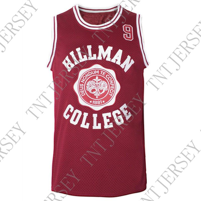 71df54d13218 2019 Custom A Different World Dwayne Wayne 9 Hillman College Theater Basketball  Jersey Customize Any Name Number MEN WOMEN YOUTH JERSEY XS 5XL From ...