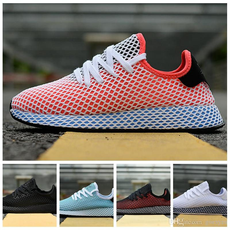 09e8722210 2019 2019 Chaussures Deerupt Runner Pharrell Williams III Stan Smith Tennis Running  Shoes Sneakers Sports Mans Womens Trainers Runners Zapatos From Goesyes, ...